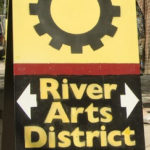 River Arts Disctrict Fall Stroll for MANNA FOOD BANK