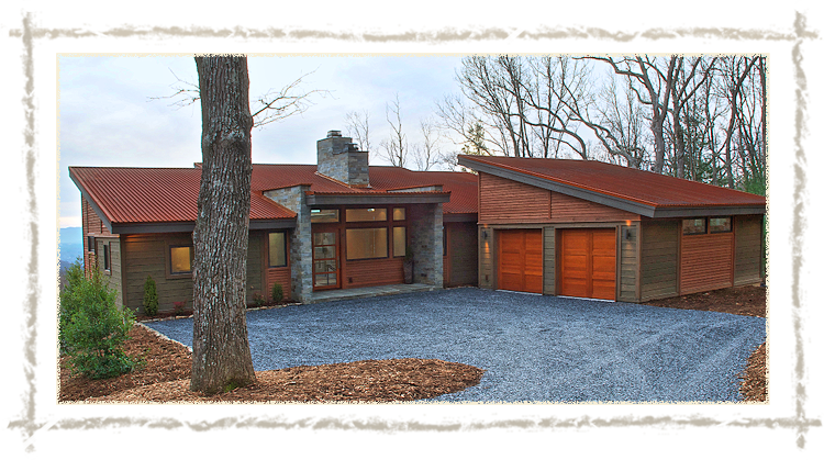 Bower House Asheville Real Estate Western Nc Homes For