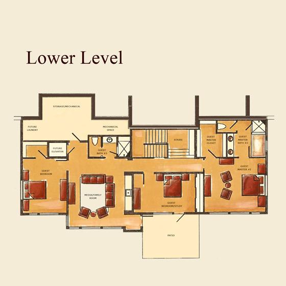 Bower House Floorplan Asheville Real Estate Asheville